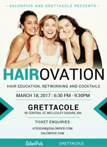 Hairovation - A SalonPick and Grettacole Event