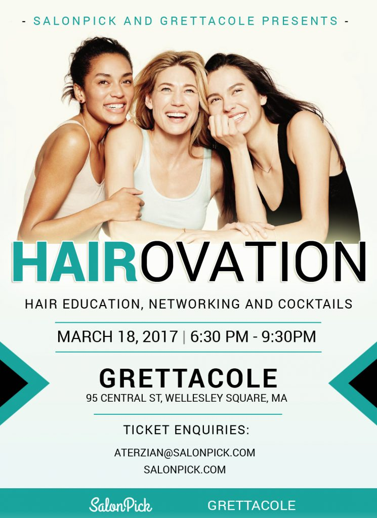 Hairovation - A SalonPick and Grettacole Event